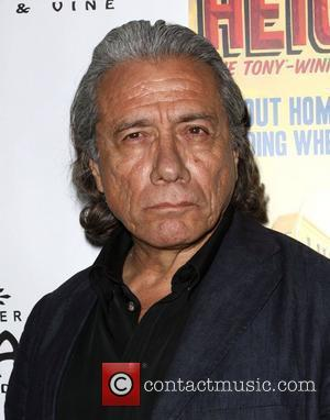 Edward James Olmos Kat Kramer. Broadway Musical Los Angeles premiere of 'In the Heights' held At The Pantages Theatre Hollywood,...