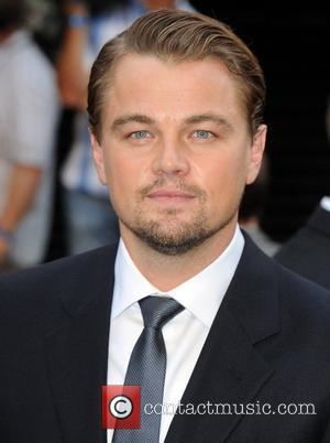 Leonardo Dicaprio First J Edgar Hoover Shot Released