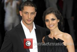 Tom Hardy & Charlotte Riley World premiere of 'Inception' at the Odeon cinema - Arrivals London, England - 08.07.10