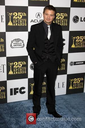 Jeremy Renner The 25th Film Independent Spirit awards held at the Nokia L.A. Live.  Los Angeles, California - 05.03.10