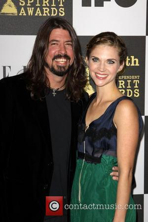 Dave Grohl and actress Jordyn Blum