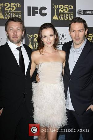 Joel Edgerton, Claire van der Boom and Nash Edgerton The 25th Film Independent Spirit awards held at the Nokia L.A....