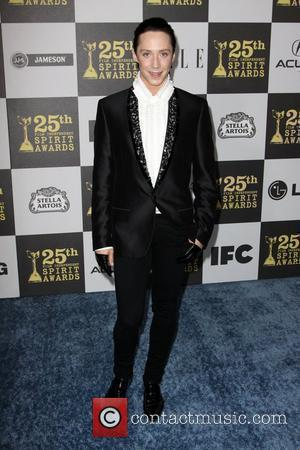 Johnny Weir The 25th Film Independent Spirit awards held at the Nokia L.A. Live.  Los Angeles, California - 05.03.10