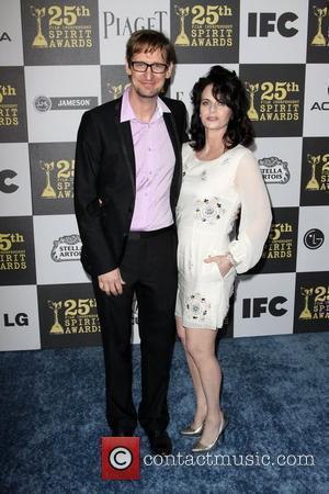 Ray Mckinnon and Lisa Blount
