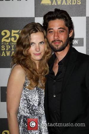 Ryan Bingham and guest The 25th Film Independent Spirit awards held at the Nokia L.A. Live.  Los Angeles, California...