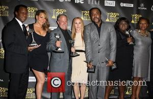 'Precious' Cast and Mariah Carey