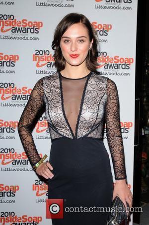 Loui Batley,  The Inside Soap Awards 2010 - Arrivals London, England - 27.09.10