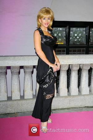 Sally Farmiloe,  at the Inspiration Awards For Women held at Cadogan Hall. London, England - 06.10.10
