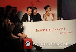 Matthew Williamson, Helena Christensen and Rankin