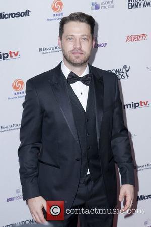Jason Priestley 38th International EMMY Awards - Arrivals New York City, USA - 22.11.10