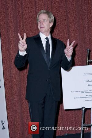 Matthew Modine  38th International EMMY Awards - Press Room New York City, USA - 22.11.10