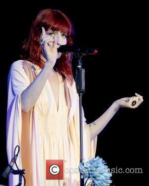 Isle of Wight Festival, Florence Welch