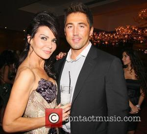 Lizzie Cundy and Gavin Henson