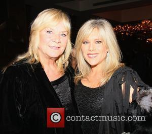 Carole Fox and Samantha Fox ITV at the Movies party held the May Fair hotel London, England - 02.12.10