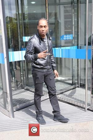 Lemar outside the ITV studios London, England - 17.05.10