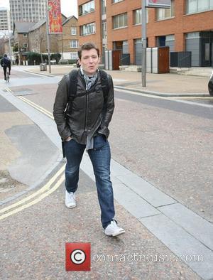 Ben Shephard outside the ITV studios London, England - 03.03.10