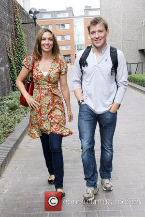Emma Crosby and Ben Shephard