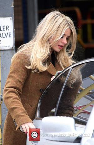 Holly Willoughby at the ITV studios  London, England - 02.12.10