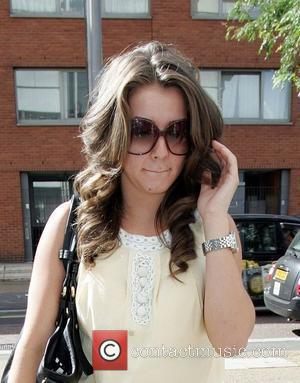 Brooke Vincent outside the ITV studios London, England -