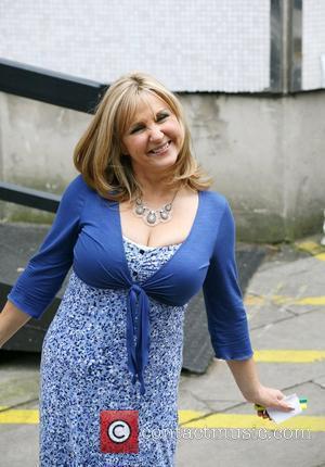 Lesley Garrett outside the ITV Studios London, England - 10.06.10