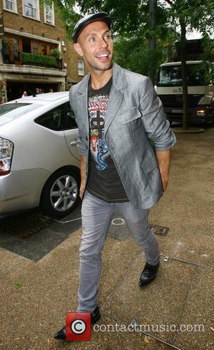 Jason Gardiner leaving the ITV studios  London, England - 13.07.10