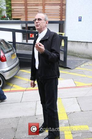 Francis Rossi outside the ITV Studios London, England - 26.04.10