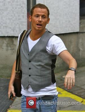 Joe Swash leaving the ITV studios London, England -13.07.10