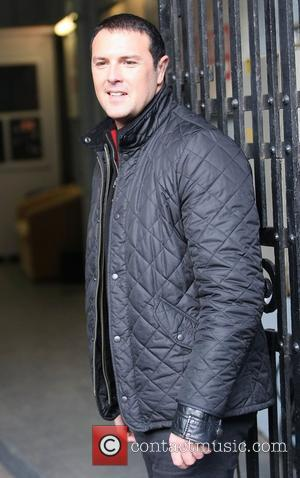 Paddy McGuinness outside the ITV studios London, England - 18.01.11