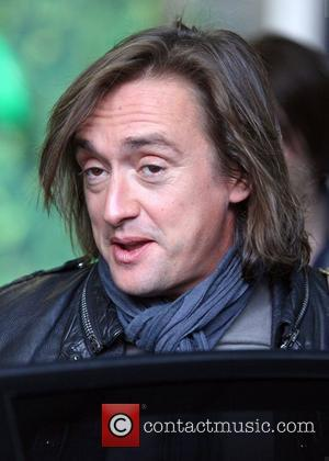Richard Hammond leaves the ITV studios London, England - 29.11.10