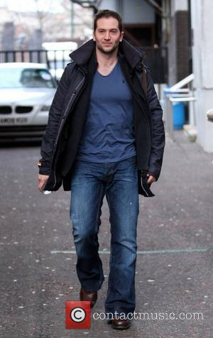 Luke Roberts leaves the ITV studios London, England - 10.01.11