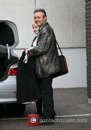 Anthony Head outside the ITV studios London, England - 18.03.10