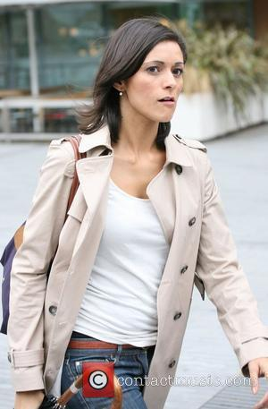 Lucy Verasamy leaves the ITV studios and heads to a near-by restaurant for a meeting with production staff, after presenting...