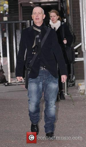 Neil Tennant at the ITV studios London, England - 17.11.10