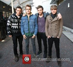 Danny Jones, Dougie Poynter, Harry Judd, Mcfly and Tom Fletcher