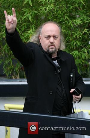 Bill Bailey outside the ITV studios London, England - 22.11.10