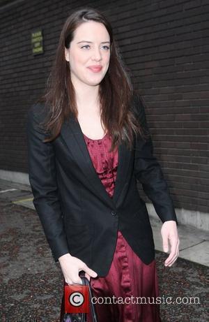 Michelle Ryan outside the ITV studios London, England - 27.09.10