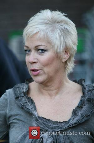 Denise Welch Celebrities outside the ITV television studios. London, England - 10.11.10