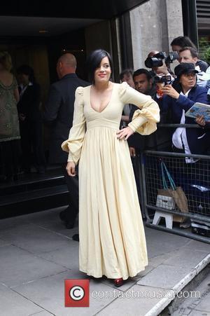 Lily Allen and Ivor Novello Awards