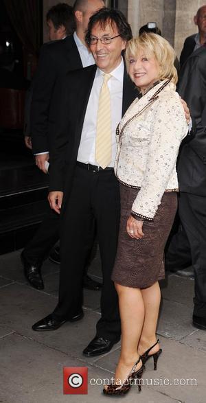 Elaine Paige and Ivor Novello Awards