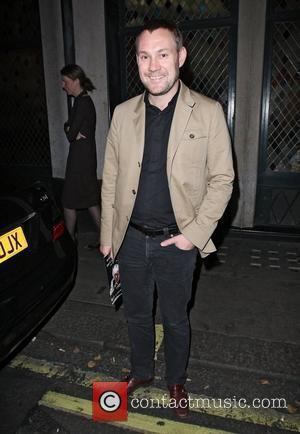 Musician, David Gray leaving the Ivy restaurant London, England - 07.10.10