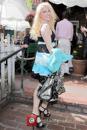Jaimie Hilfiger model arriving at The Ivy on Robertson Boulevard for lunch Los Angeles, California - 22.03.10