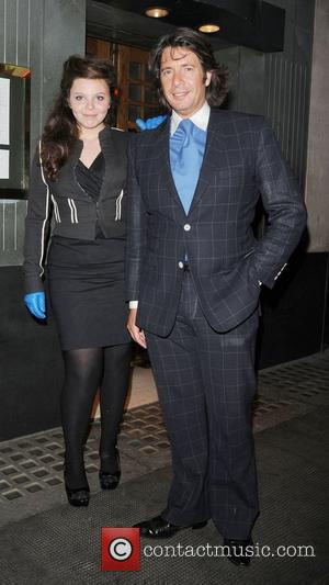 Laurence Llewelyn-Bowen eaving the The Ivy Club in London's West End London, England - 05.08.10