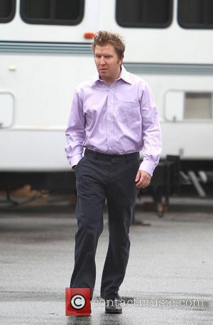 Nick Swardson  arriving on the set of Jack and Jill Hollywood, California - 20.10.10
