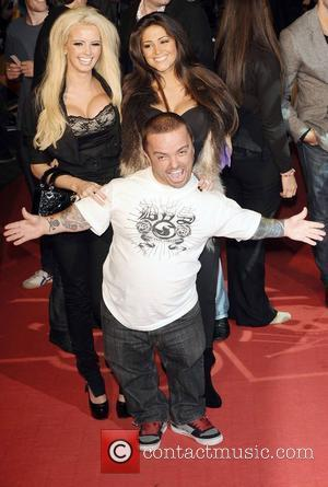 Jason 'Wee Man' Acuna UK premiere of 'Jackass 3D' at BFI IMAX  London, England - 02.11.10