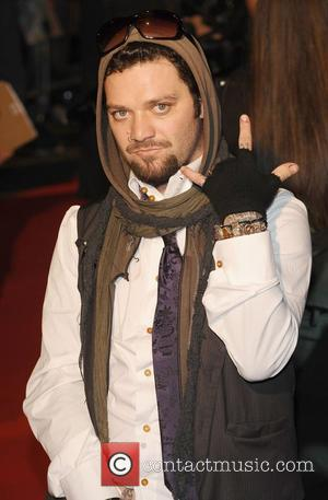 Bam Margera UK premiere of 'Jackass 3D' at BFI IMAX  London, England - 02.11.10