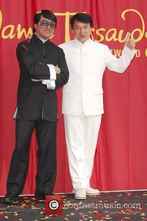 Jackie Chan  Unveiling of the Jackie Chan wax figure at Madame Tussauds Hollywood Los Angeles, California - 11.01.10
