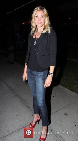Jackie Warner  outside BOA restaurant Los Angeles, California, USA - 14.12.10