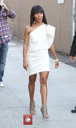 Jada Pinkett Smith is seen outside 'Jimmy Kimmel Live' studios. Los Angeles, California - 29.07.10