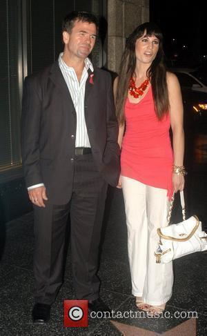 James Pitt leaves Katsuya restaurant in Hollywood Los Angeles, California - 23.10.10