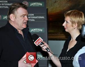Brendan Gleeson and Aisling O'Loughlin